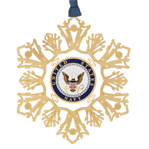 United States Navy Logo Ornament - Beacon Design Handcrafted