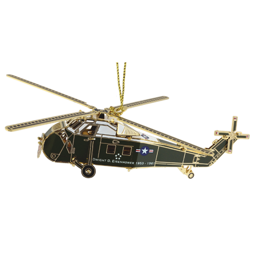 2019 White House Helicopter Ornament