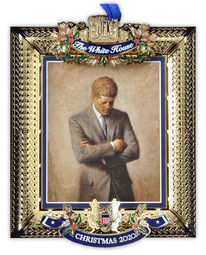 JFK portrait