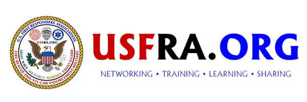 USFRA red, white, and blue logo
