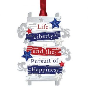 life and liberty silver ladder