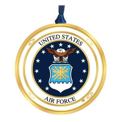 United States Air Force Seal ornament