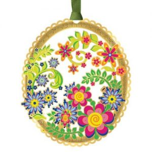 flowers ornament