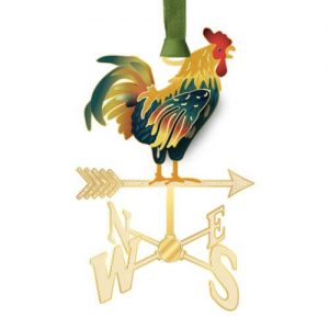 weathervane ornament